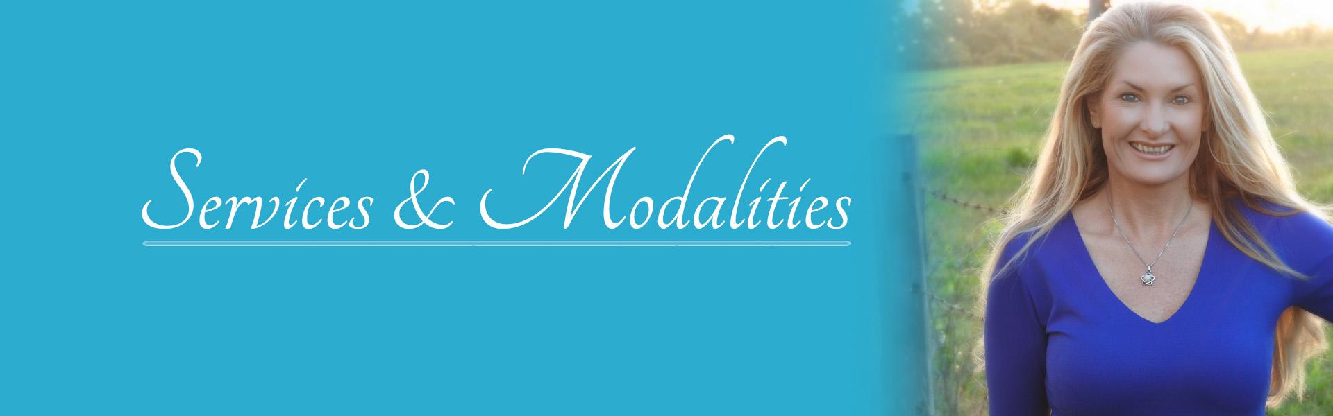 Services & Modalities